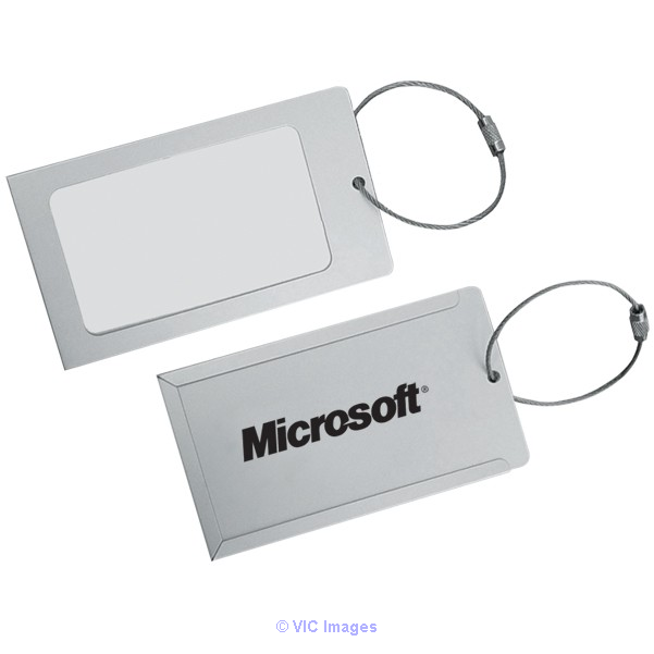 Order Personalized Luggage Tags at Wholesale Price